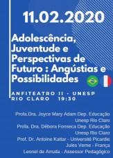 Adolescência, Juventude e Perspectiva de Futuro: Angústias e Possibilidades
