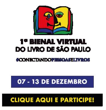 Bienal do Livro de São Paulo - Começa hoje a 1ª Bienal Virtual do Livro de São Paulo.