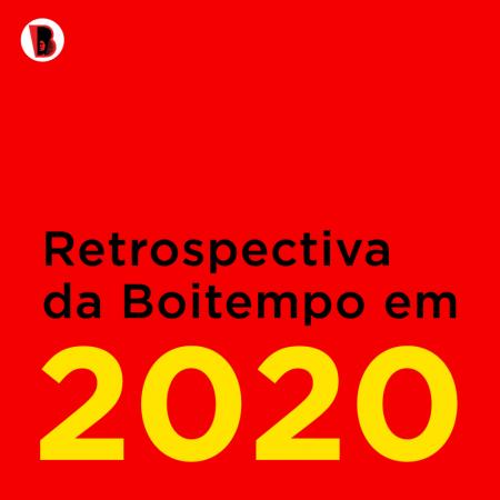 2020 em livros: uma retrospectiva do ano na Boitempo